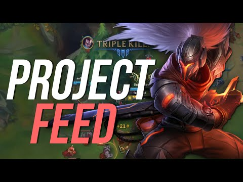 Imaqtpie - PROJECT FEED