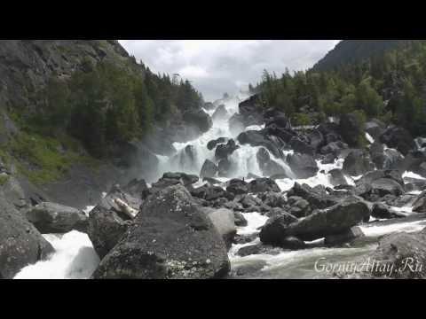 Горный Алтай: Водопад Учар