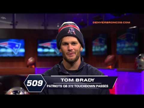 Tom Brady's Message To Peyton Manning