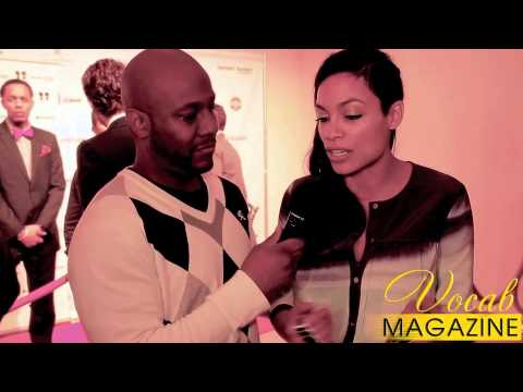 Rosario Dawson and Stacy Igel Interview with Vocab Magazine NYFW 2013