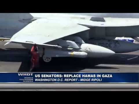 DC Report- Replace Hamas In Gaza?