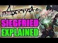 Saber of Black: SIEGFRIED Explained - Fate Apocrypha | Past & Noble Phantasms
