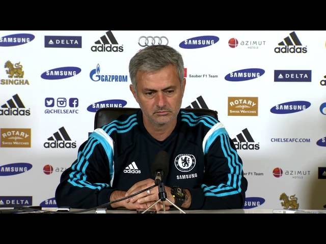 Mourinho: Diego Costa has a little chance