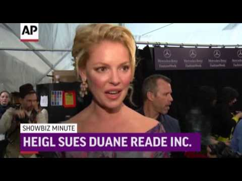 ShowBiz Minute: Big Sean, Heigl, Kiss