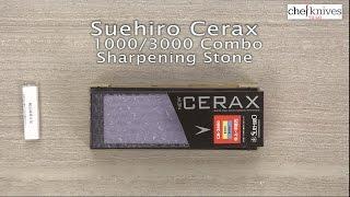 Suehiro Cerax 1000/3000 Combo Stone Quick Look