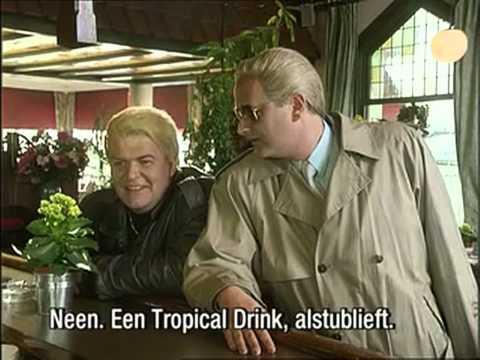 Und ein Tropical drink BITTTE