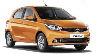 Tata Tiago  Car Colours, Tata Tiago XE Detailed Review-Features!Price!Colours