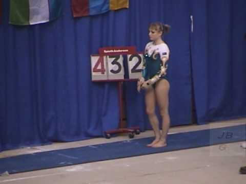 2008 Friendship Classic - Dasha Joura Video