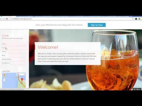 Cómo hacer una página web para tu restaurante
