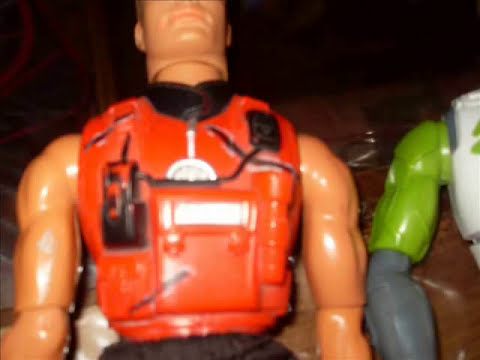 Max Steel Vs. Invacion Toxica Part.4 (Stop-Motion)