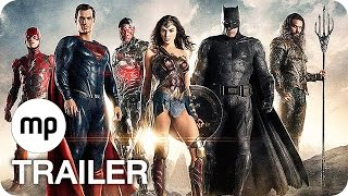 JUSTICE LEAGUE Trailer German Deutsch (2017)
