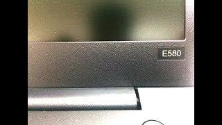 LENOVO E580 KEYBOARD REMOVING