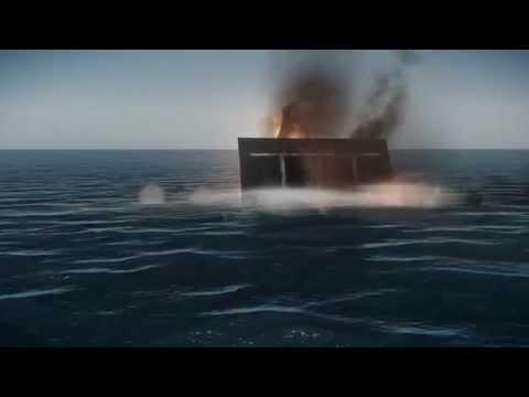 Cмерть Авианосца Глориес