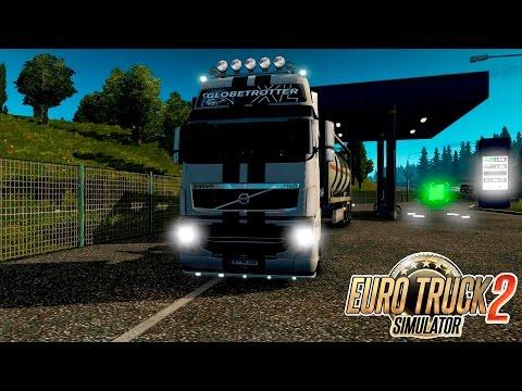750 копытных радостей под кабиной на Volvo FH16 | Euro Truck Simulator 2