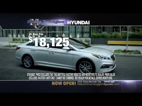 Seize The Moment Sales Event - Malcolm Cunningham Hyundai