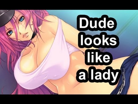 Top 5 - Transsexual characters in games