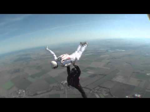 European Championships & World Cup Formation Skydiving & Artistic Events 2012 - DAY 3