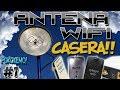Como Hacer una Antena Wifi Casera Facil Bien Explicado