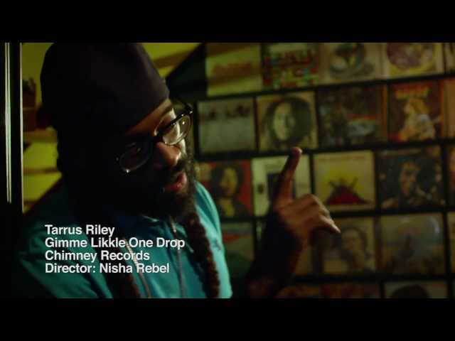 TARRUS RILEY - GIMME LIKKLE ONE DROP - Official Music Video