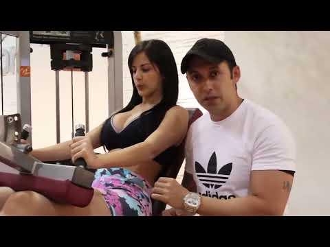 Treino para pernas e abdominais