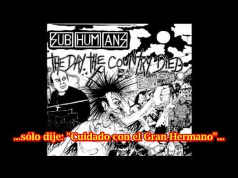 Subhumans - Big Brother