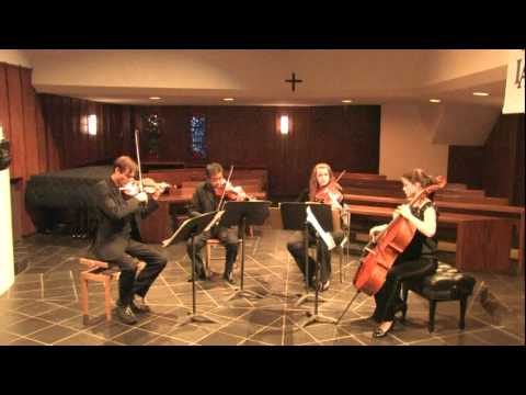 Matthew Browne: String Quartet no. 1 'χάος', II - Scherzo 'The Dancing Plague of 1518'