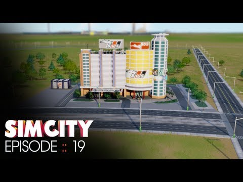 SimCity :: Episode 19 :: Bring in the tourist