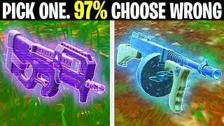 ARE YOU BETTER THAN TFUE? TEST (97% FAIL) - FORTNITE