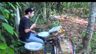 Drum lesson - Basic Slowrock by Duy Phan