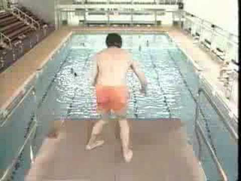 Mr. Bean uszodában - Mr. Bean in the Swimming Pool