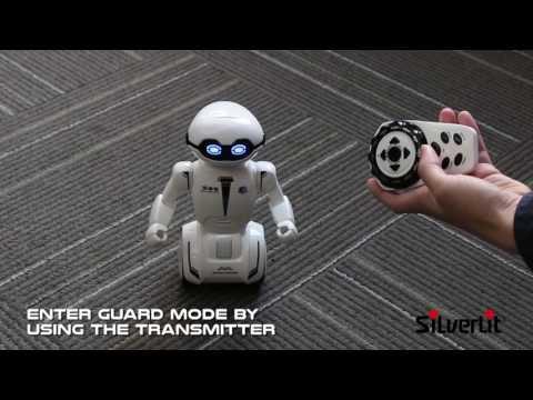 Silverlit MACROBOT Demo