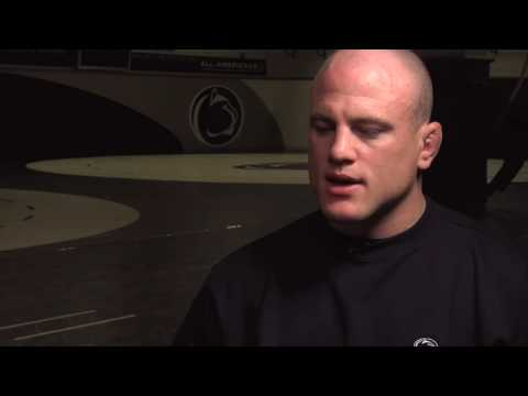 Penn State Access Granted - Cael Sanderson Complete Interview Image 1