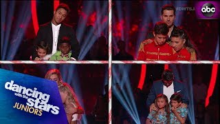 Winner Revealed - Dancing with the Stars: Juniors
