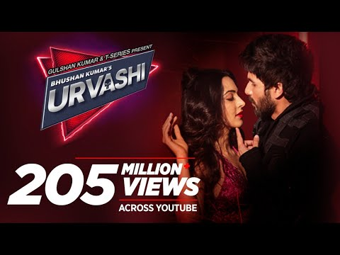 Urvashi Offical Music Video | Shahid Kapoor, Kiara Advani | Yo Yo Honey Singh | Bhushan Kumar