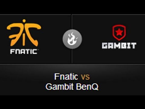 Fnatic vs. Gambit Gaming - EU LCS finals game 5 - League of Legends