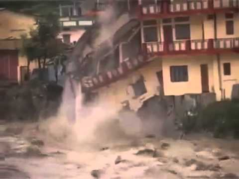 WATER FLOODS VERY DANGEROUS 18 June 2013...