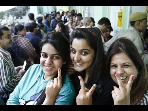 Most Interesting Facts About India's 2014 General Election 2014 HD 1080p