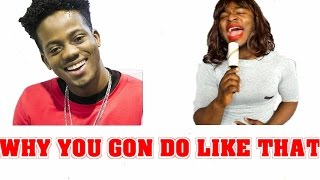 When You Can't Get Enough Of Korede Bello's Song (Do Like That)