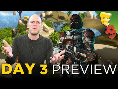 E3 Day Three Preview! Murdered: Soul Suspect, The Witness, PS4, Splinter Cell Blacklist and MORE!