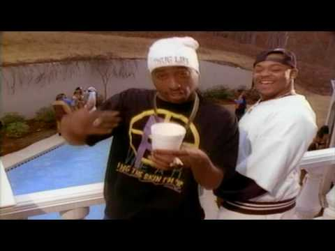 2Pac feat. MC Breed - Gotta Get Mine [720 HD] Music Videos