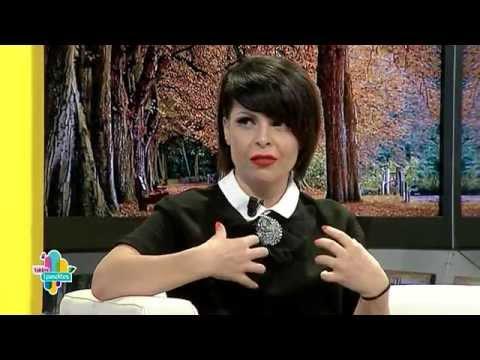 Takimi i pasdites - Aurela Gace, i pergjigjet pyetjeve pikante! (2 tetor 2014)
