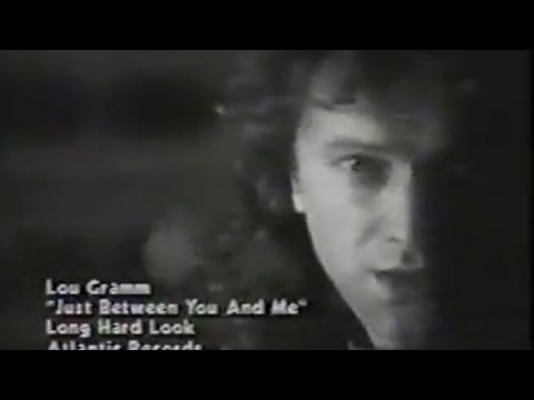 Foreigner - Just Between You and Me