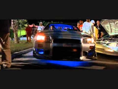 Fast And Furious 1,2,3,4,5 video