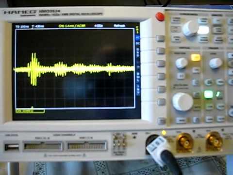 Antenna rf choke from rv9cpk