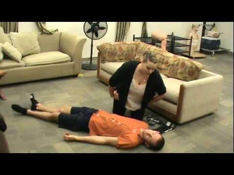 NREMT Psychomotor Skill (Patient assessment - Trauma).mpg