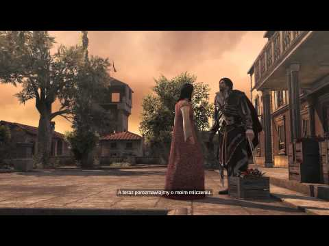 Assassin's Creed: Brotherhood [#1] - Mmm, Caterina :]