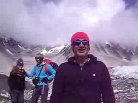 Everest Base Campe - 30 September 2013 (part 2) - Imran Amjad (Australi)