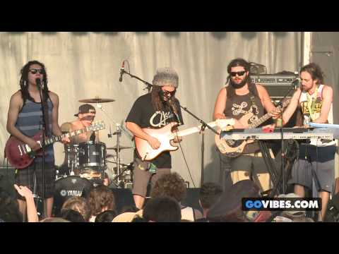 "Tribal Seeds performs ""Island Girl"" at Gathering of the Vibes Music Festival 2013"