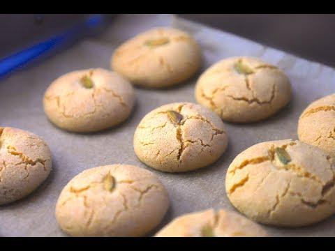 Nankhatai recipe - Nankhatai biscuits - How to make nankhatai - Eggless nankhatai - Indian cookies