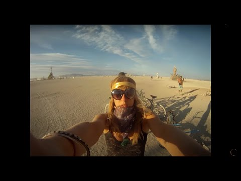 WARNING: How To Do Burning Man Video
